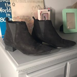 Old navy pointed booties